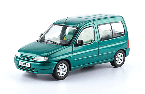 collection citroën 1/24a Citroën Berlingo Multispace
