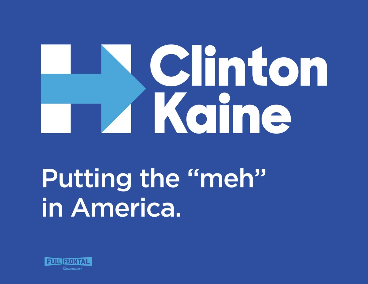 smoldering clinton kaine campaign poster stokes up election heat