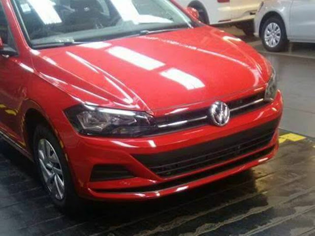 Novo VW Virtus 2018 (Polo Sedan)