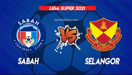 Perlawanan Sabah vs Selangor 5.9.2021