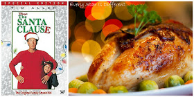 The Santa Clause Dinner and a Movie