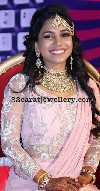 CMD Prasad Daughter Hanisha Sangeet