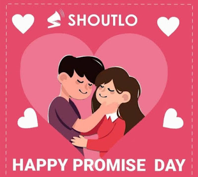 Happy Promise Day 2021 Wishes Quotes images 100% Genuine Promise Day Wishes Hindi