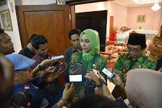 Bupati Faida Akan Evaluasi Pelaksanaan JFC 2019