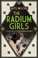 UK book cover for The Radium Girls by Kate Moore