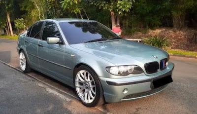 harga mobil bekas bmw-seri-3-e46