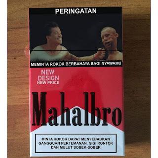 Gambar Lucu Harga Rokok Naik