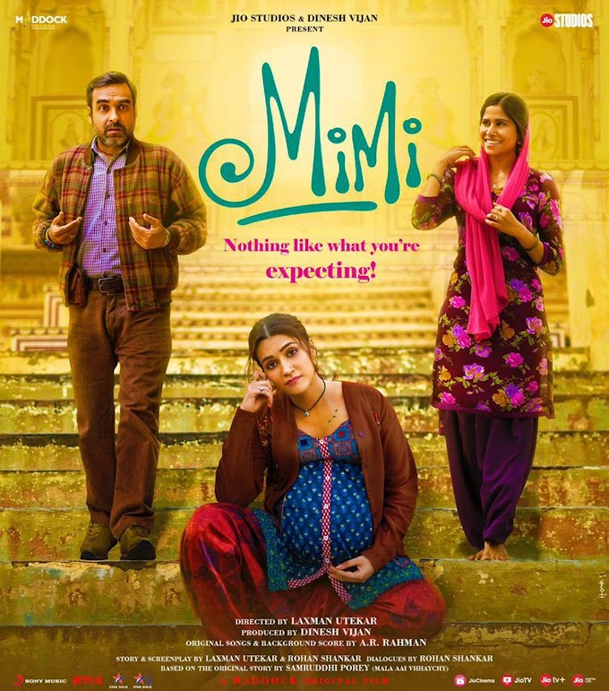 Mimi Movie Review: Kriti Sanon And Pankaj Tripathi's Power-Packed Performances