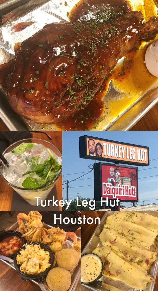Turkey Leg Hut  Houston, Texas