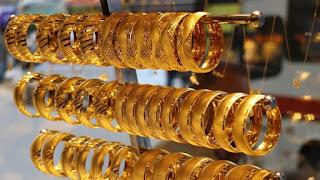 سعر الذهب وليرة الذهب ونصف الليرة والربع في تركيا اليوم الأربعاء 21/10/2020