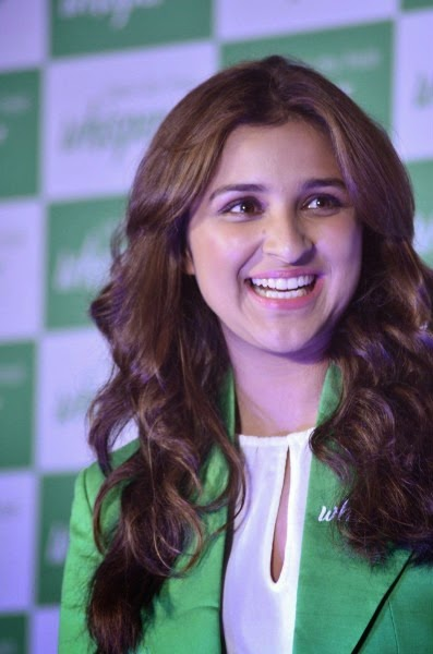 Parineeti Chopra Smile