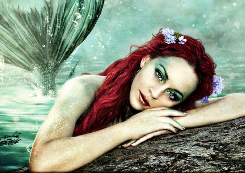 El Espejo Gótico: El Libro De Las Sirenas Enamoradas: El
