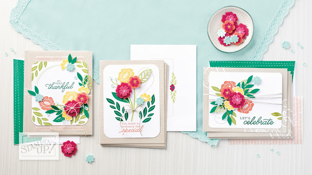 For The Love Of Felt Stampin' Up! Project Kit