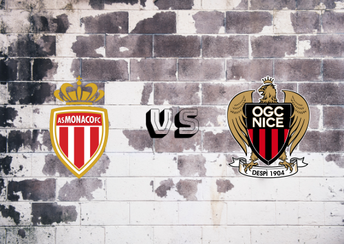 AS Monaco vs Nice  Resumen