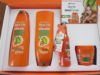Garnier #Damageraser New #Fructis collection