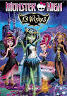 Monster High 13 Wishes DVD Item