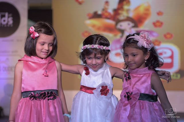 Phoenix Marketcity presents Workshop for International Kids Couture 2017
