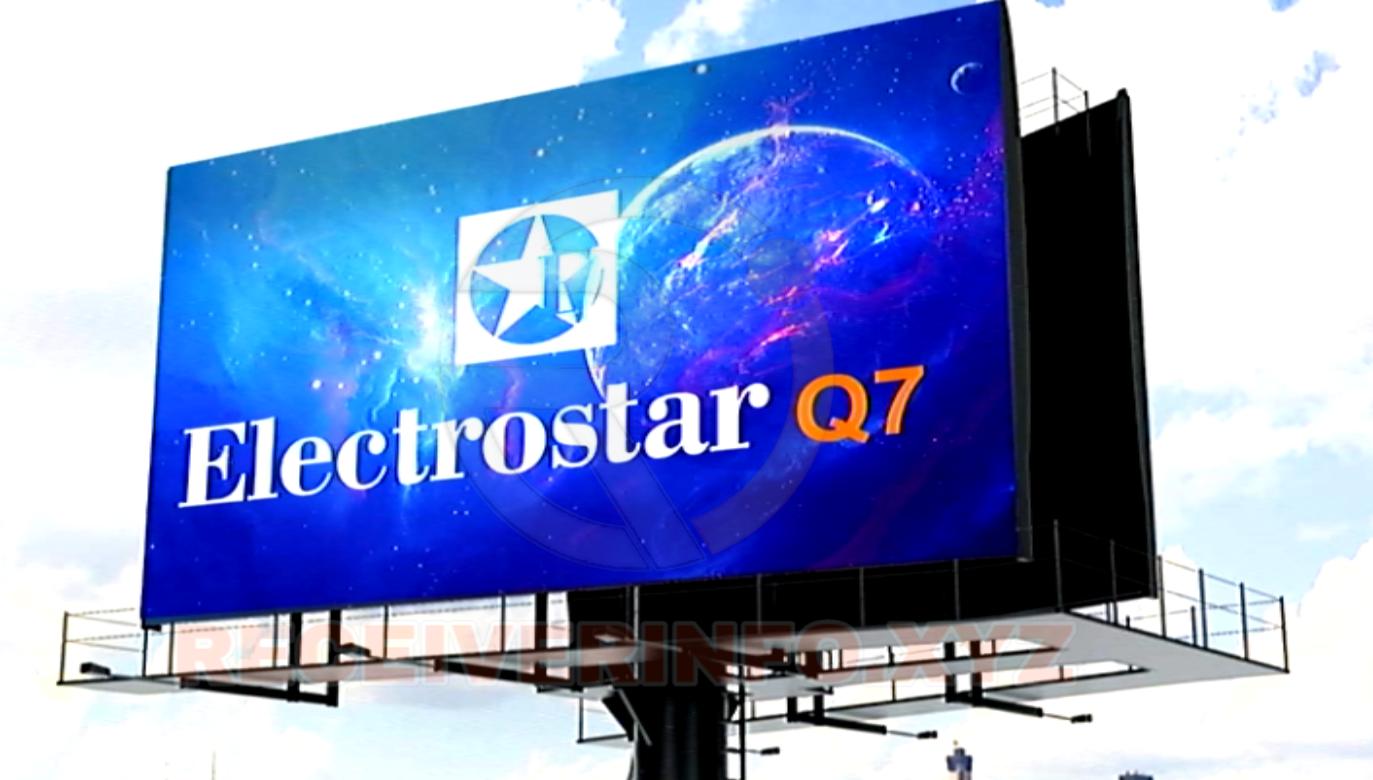 ELECTROSTAR Q7 HD RECEIVER 1506HV SVA1 NEW SOFTWARE UPDATE