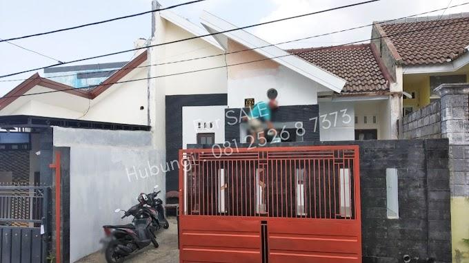 Dijual, Rumah 495 Juta di Pesona Mutiara Tidar, Malang