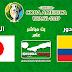 مشاهدة مباراة اليابان والاكوادور بث مباشر بتاريخ 25-06-2019 كوبا أمريكا 2019