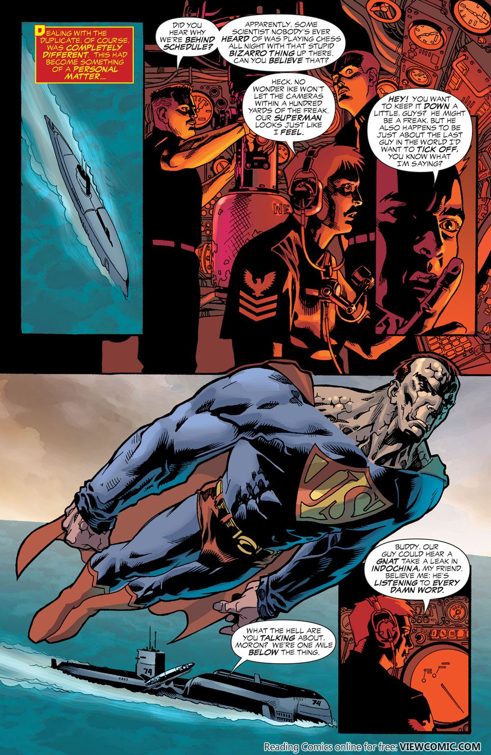 Superman – Red Son (2014) ………………………… | Reading Comics Online