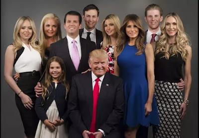 Donald trump Family, Children, Daughter, Wife