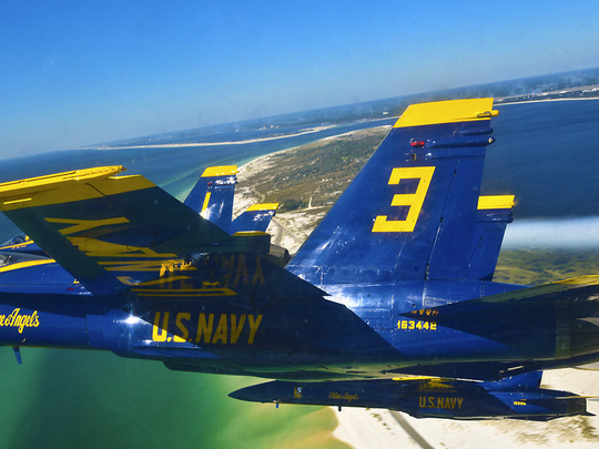 US Navy Blue Angels 2020 | SHOW SCHEDULE