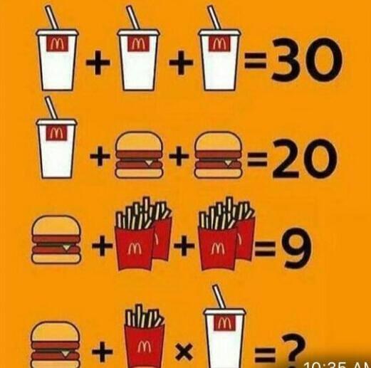 bersungguh jawab soalan matematik, rupanya... =.=