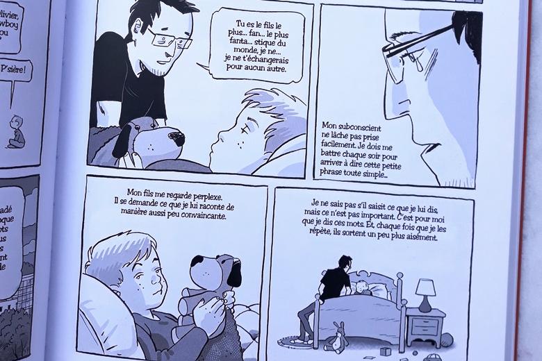 """(BD) Sublimes """"Petites Victoires"""" d'un père sur l'autisme"""