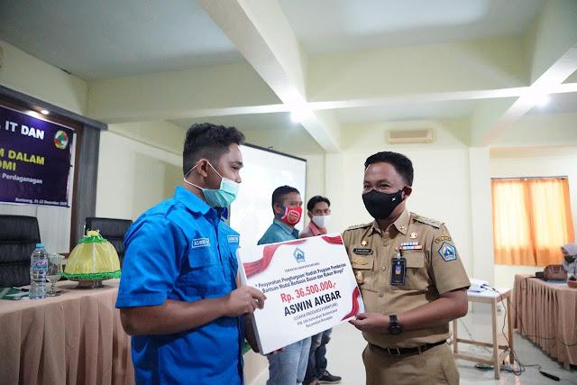 90 Pengusaha UMKM di Bantaeng Dapat Bantuan Modal Usaha