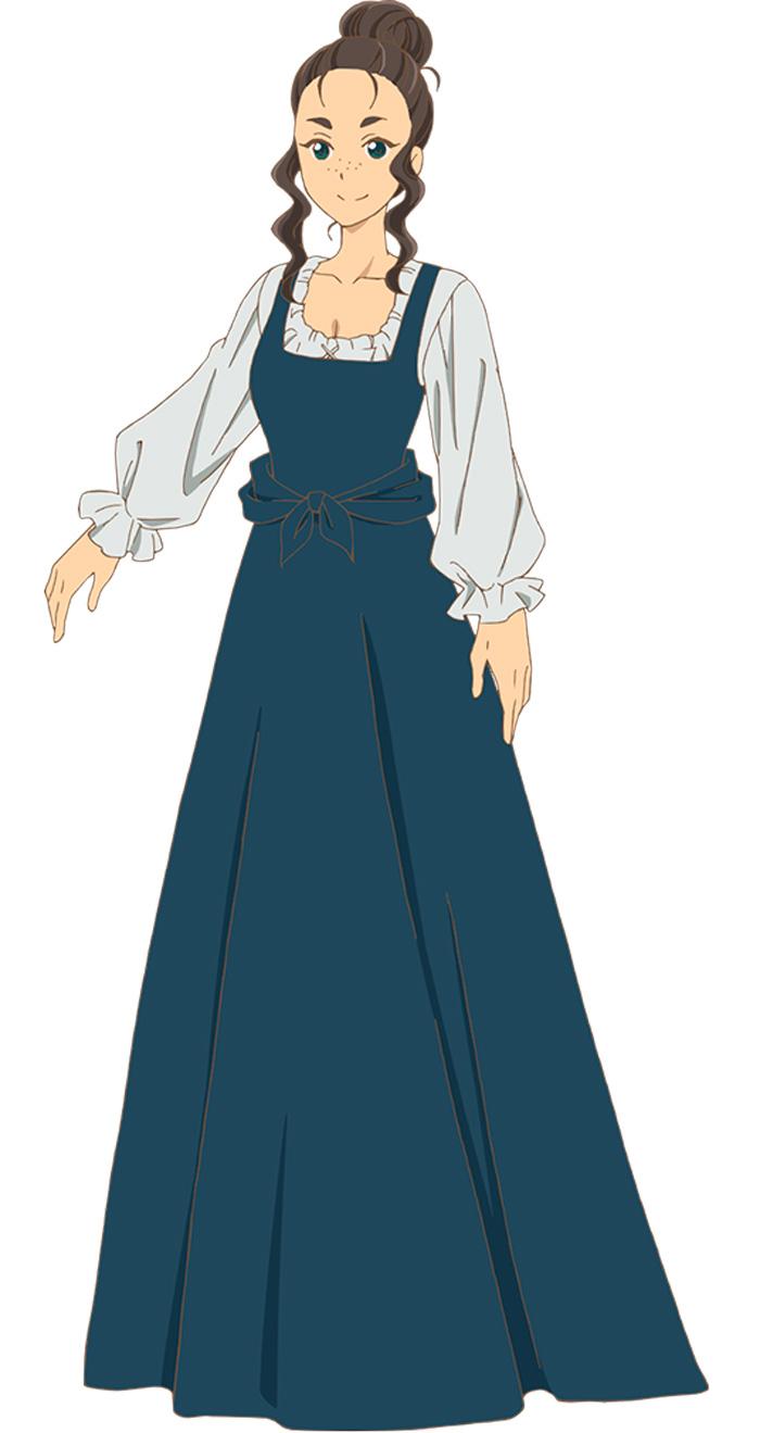 Arte anime - personajes