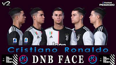 PES 2020 Faces Cristiano Ronaldo by DNB