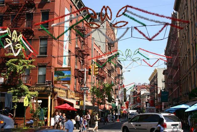Little Italy-New York
