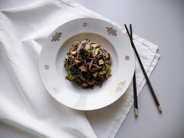 vegan recepty
