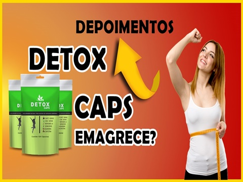 detox caps relatos