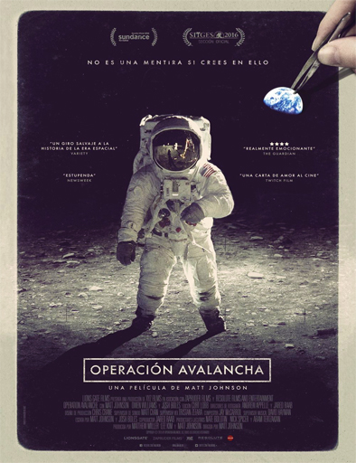 Ver Operación Avalancha (Operation Avalanche) (2016) Online