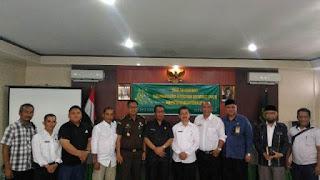 Rapat Tim Kordinasi di Kuningan, Ketua FKUB Sampaikan Bahaya Syiah