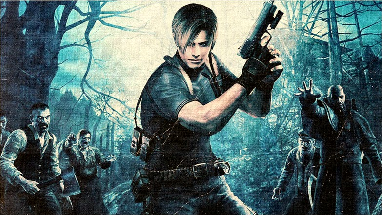 How to beat two garradors in resident evil 4: 3 steps.