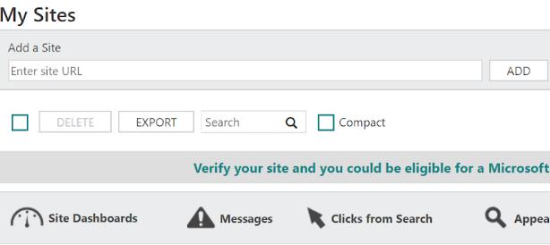 Cara Mengatur Bing Webmaster Tools & Verifikasi Situs Web