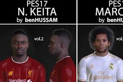 Naby Keïta & Marcelo Face - PES 2017