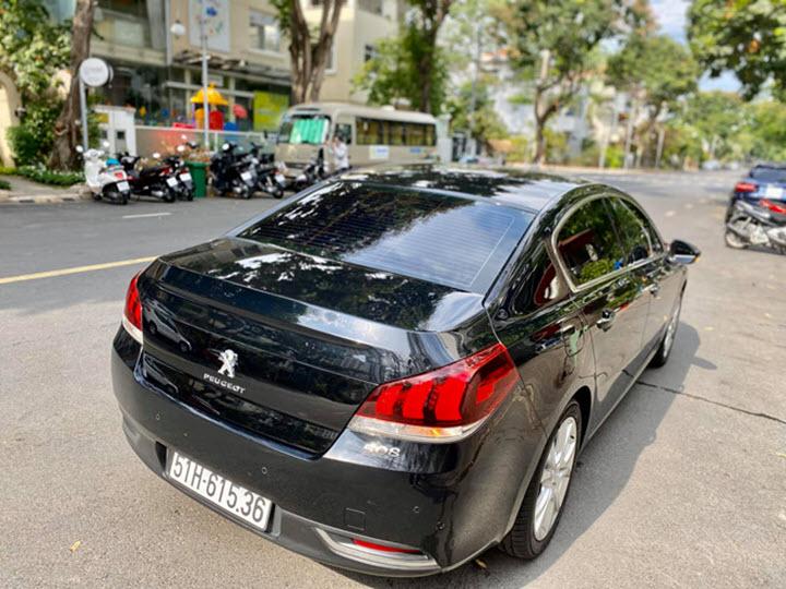 Peugeot 508 cũ giá 900 triệu đồng, dành cho người thích phá cách