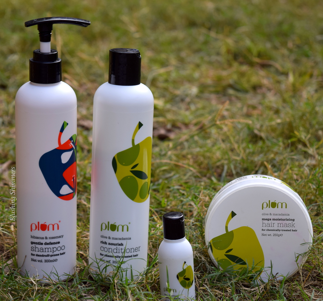 Plum Hair Care Range Review