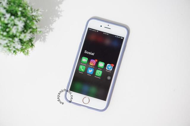 aplikasi sosmed iphone