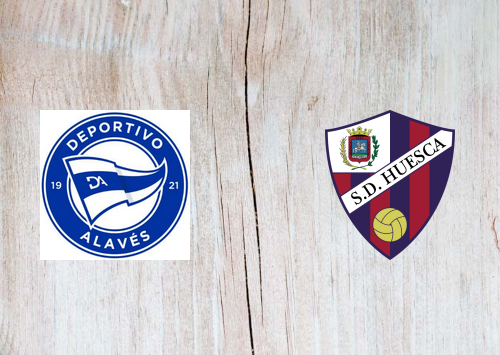 Deportivo Alavés vs Huesca -Highlights 18 April 2021