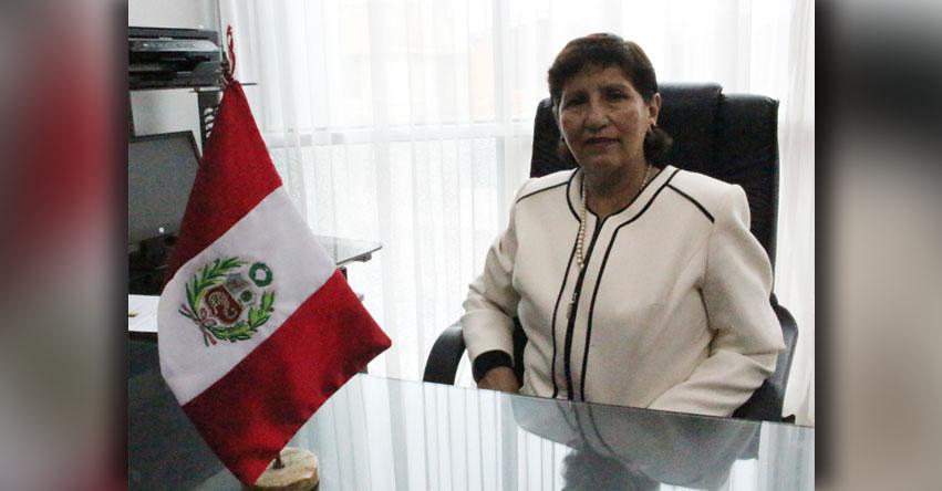 Designan nueva directora en la DRE Callao (Gladys Duilia Castiglioni Ghiglino) www.drec.gob.pe