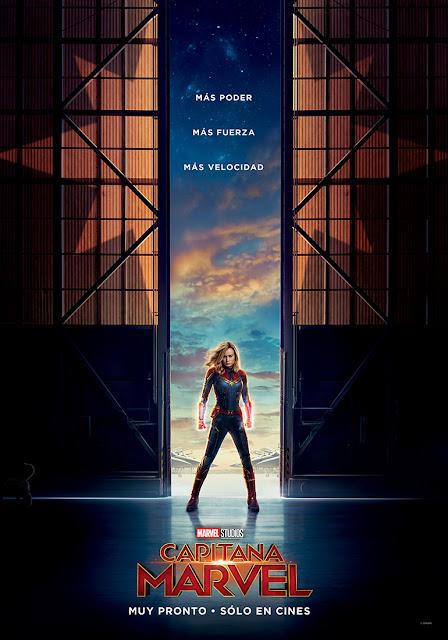 Reseña de Captain Marvel en español