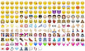 iPhone to Android emoji translator