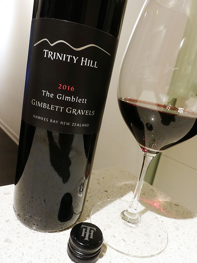 Trinity Hill The Gimblett 2016 (91 pts)