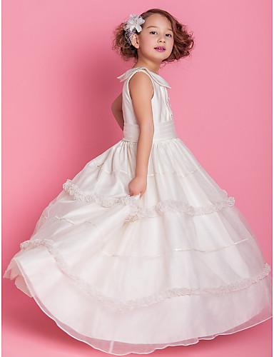 vestidos de comunion para niña bonitos