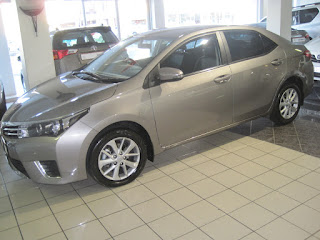 GumTree OLX Used cars for sale in Cape Town Cars & Bakkies in Cape Town - 2015 Toyota Corolla 1.6 Prestige 6 speed manual
